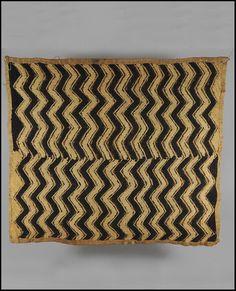 Kuba Shoowa Cloth 2268 - For African Art Gallery