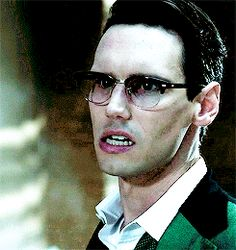Edward Nygma is so angry Gotham Cast, Gotham Tv, Gotham Girls, Gotham Series, Cory Smith, Cory Michael Smith, Edward Nygma Gotham, Penguin And Riddler, Riddler Gotham