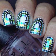 nail_loopy #nail #nails #nailart