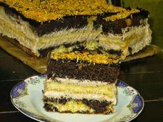 Polish Desserts, Polish Recipes, Polish Food, Pina Colada, Tiramisu, Sweet Tooth, Cheesecake, Sweets, Dishes