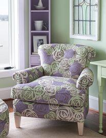 Peaceful space with subtle color palette