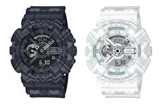 Casio G-Shock Previews New Tribal Pattern Series. The two-piece series hits stores in June