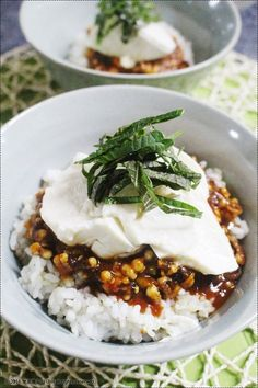 [연두부덮밥] 맛있는 연두부 덮밥 - Daum 요리