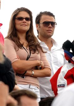 Miss Honoria Glossop:  Victoria and Daniel
