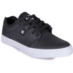 Tênis DC Shoes Briston preto - http://www.cashola.com.br/blog/esportes/melhores-marcas-de-tenis-de-skate-351
