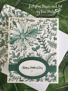 Stampin' Up!, Daisy Delight stamp set and bundle, Delightful Daisy DSP,