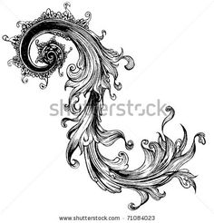 Free Patterns Acanthus Leaves | Acanthus Stock Photos, Illustrations, and Vector Art