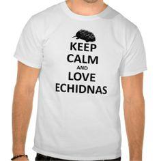 Love Echidnas T-shirt