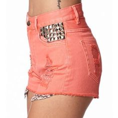 Forever 21 Shorts High wasted shorts from forever 21! Size 28! Never worn! BUNDLE TO SAVE -- 25% off 3 or more items!! Forever 21 Shorts Jean Shorts