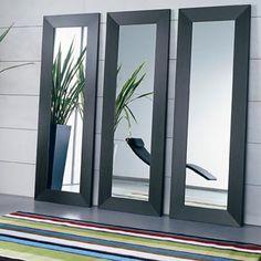 Los #espejos se pueden instalar en cualquier estancia, aunque debemos tener en cuenta dónde los vamos a colocar a la hora de decidirnos por un modelo u otro, tamaño y/o estilo.