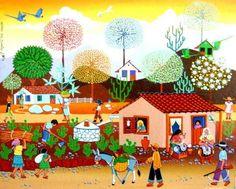 Google Image Result for http://delicaterre.files.wordpress.com/2010/10/9261332_1-fotos-de-naif-art-brazilian-original-paisagem-nordestina-brasileira.jpg