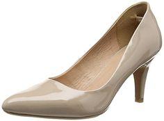 Lotus  Blithe,  Damen Pumps , Beige - Beige (Nude Shiny) - Größe: 36 - http://on-line-kaufen.de/lotus/36-eu-lotus-blithe-damen-pumps