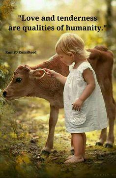 Human kind kindness