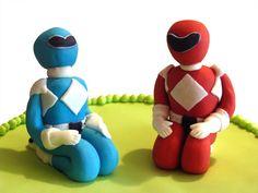 Power Ranger Cake  Get Domain Pictures Getdomainvidscom