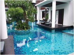 Swimming Pool Liner Base