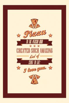 Pizza by ~Bet0n on deviantART