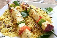 Tandoori Paneer Kebabs