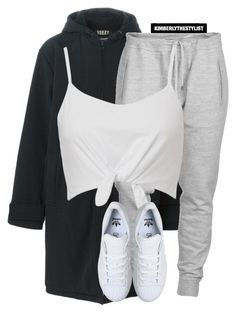 """Untitled #2525"" by whokd ❤ liked on Polyvore featuring adidas Originals, Dsquared2, adidas, women's clothing, women, female, woman, misses and juniors"
