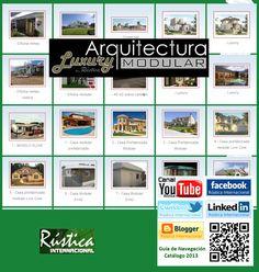 Rústica INTERNACIONAL http://www.viviendasrusticas.com/galeria.asp?tipo_g=7