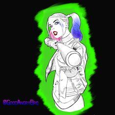 Harley Quinn by goodangrybro on DeviantArt