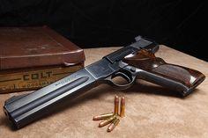 Colt Woodsman Target pistol