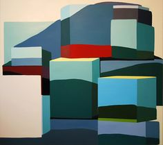 Louise Belcourt : Paintings