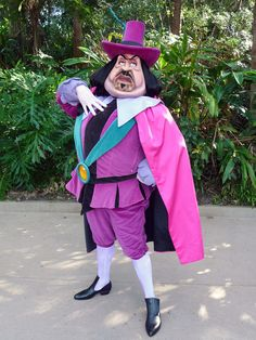 Unique Governor Ratcliffe Costume