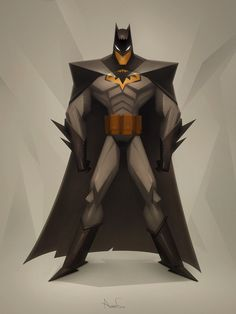 ArtStation - Batman fun!, Amin Faramarzian