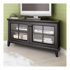 Media Console (except our tv is bigger & it will be wall mounted)