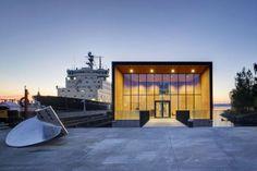 De 5 mooiste kantoorgebouwen van dit moment | NINE TO FIVE - 925.nl