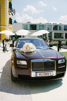 Luxury Wedding in Velden, Austria. Wedding Car, Luxury Wedding, Destination Wedding, Dream Wedding, Wedding Receptions, Wedding Ceremony, Carinthia, Turquoise Water, Beautiful Day