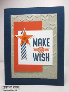 Stamp With Sandy: Make a Wish, SFF031414 & CMCC11