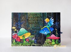 chameleonpens-mixed-media-fairy-wood-cardmaking-Olesya-Kharkova