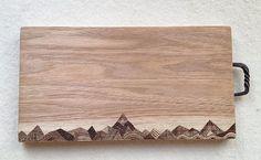 Woodburning Cutting Boards by Tomomichi Suzuki - Faith is Torment
