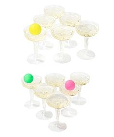 Look at this #zulilyfind! Tropical Prosecco Pong Game #zulilyfinds