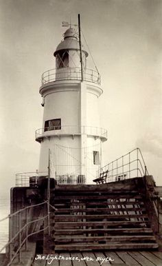 blyth northumberland facts | The #lighthouse is shown clearly in the old…    http://dennisharper.lnf.com/