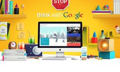 Think With Google: Infographic Series on Behance