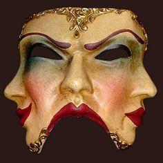 mime and the commedia dell'arte tradition