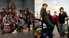 Red Baraat & noori | International Festival of Arts and Ideas