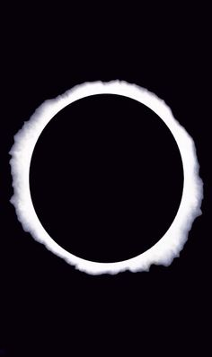 Some people will know and for some people it might just be the pic of an eclipsed sun