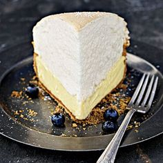 Tequila-Key Lime Meringue Pie | MyRecipes.com ~ Recipe adapted from Smoke: New Firewood Cooking copyright by Tim Byres.