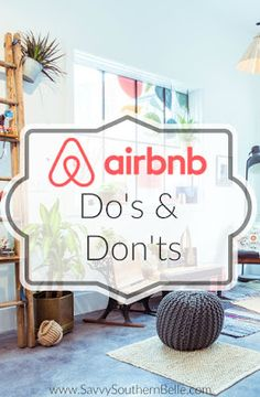 AirBnB Do's and Don'ts | AirBnB |Cheap travel | Travel Discounts | Discount Travel | AirBnB Coupon Code | Airbnb Discount