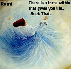 We all have a force within us. It is this force that does give us the essence of life itself.