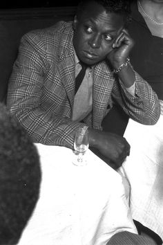 Miles Davis [1949] Birth of the Cool by Lisette Model