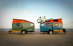 """Travel , Trekking Written by Mike Richard – Posted on August 10, 2016 Airstream was once the only game in town for sleek, well-built travel trailers (and buyers paid handsomely for the """"privilege"""" ..."""