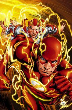 The Flash (DC Comics - The New 52)