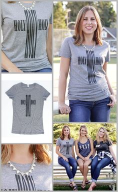 Classically styled! Christian shirts womens
