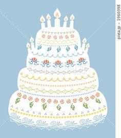 ケーキのイラストのイラスト素材 by sayawork