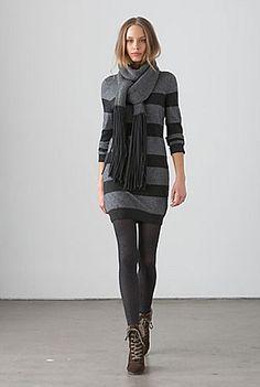 knit tunic