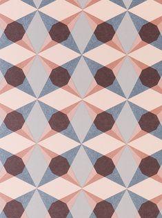 parkstreetblog:  Jocelyn Warner 'Cube Star' Wallpaper